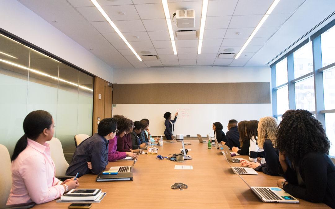 Conférences en entreprise