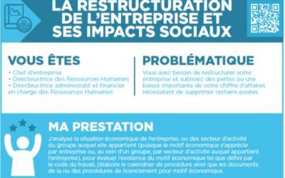 La restructuration de l'entreprise et ses impacts sociaux